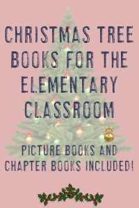 Christmas picture & chapter books for elementary kids