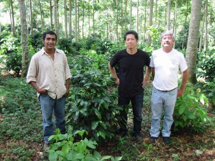 森林農法:トセパンのレオとアルバロと中村
