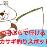 北海道おすすめワカサギ釣りの手ぶらで行ける場所は?時期は?服装は?