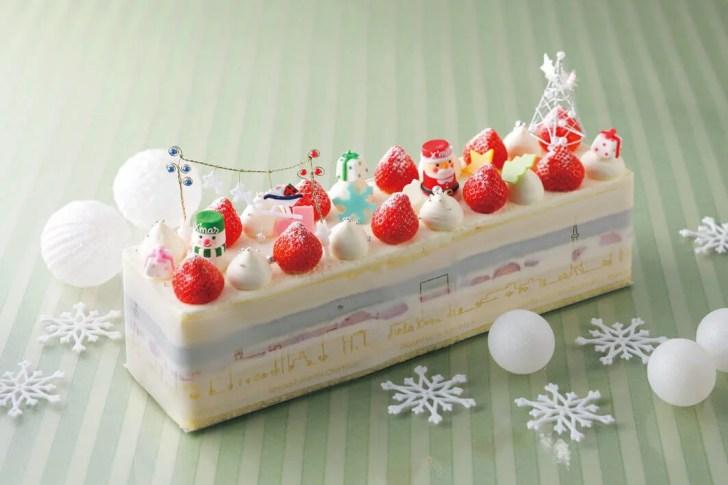 1ケーキ横置き