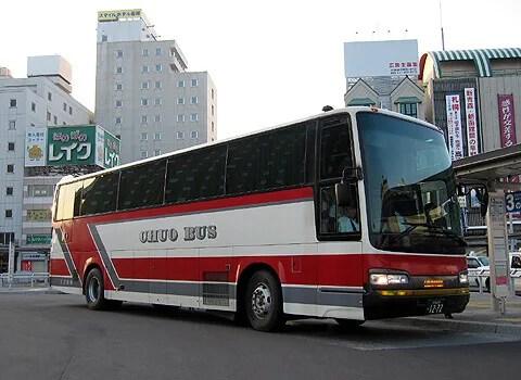 北海道中央バス「高速はこだて号」