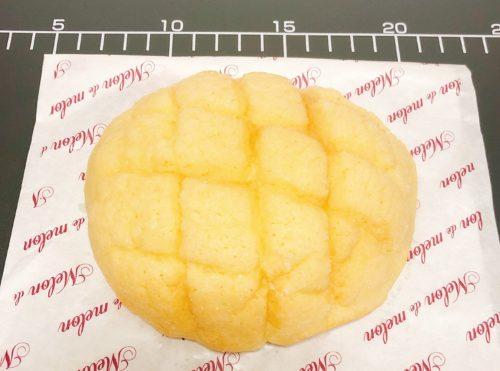 メロンドゥメロンのプレーンメロンパン
