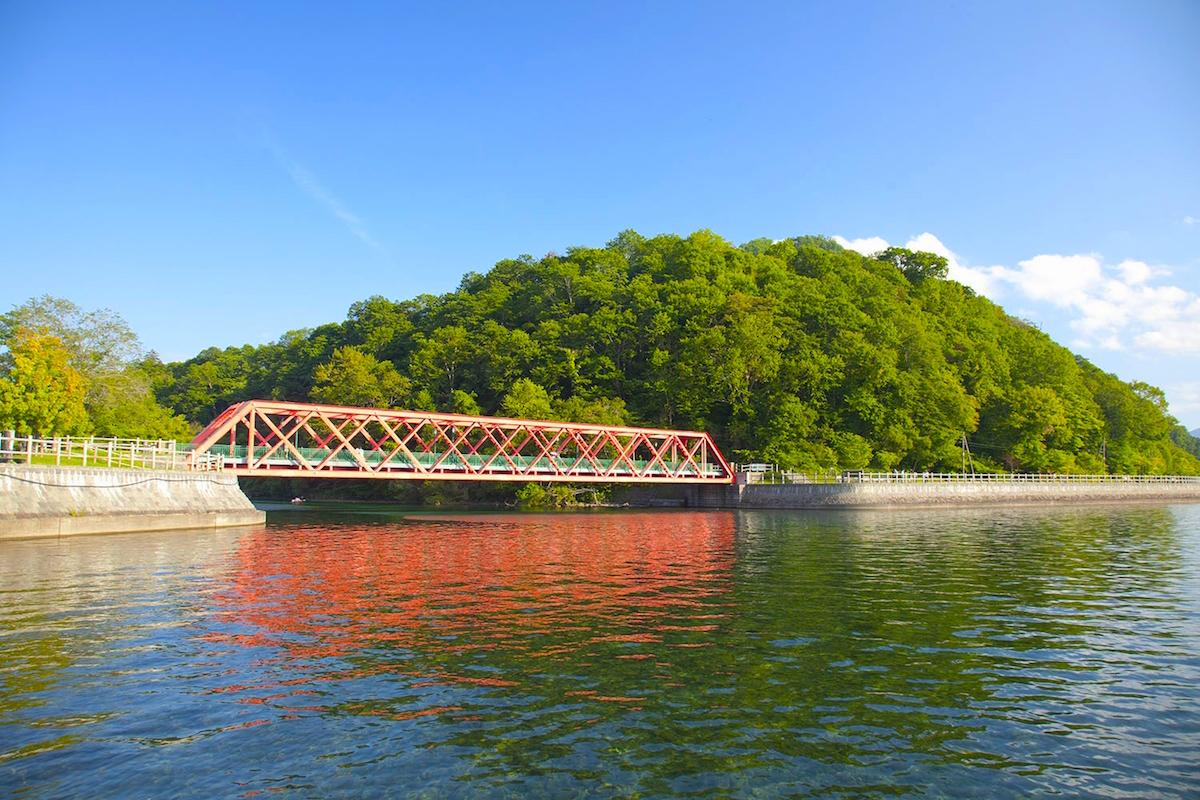 山線鉄橋 | 北海道Style