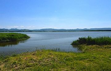 シブノツナイ原生花園(シブノツナイ湖)