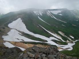 トムラウシ山2