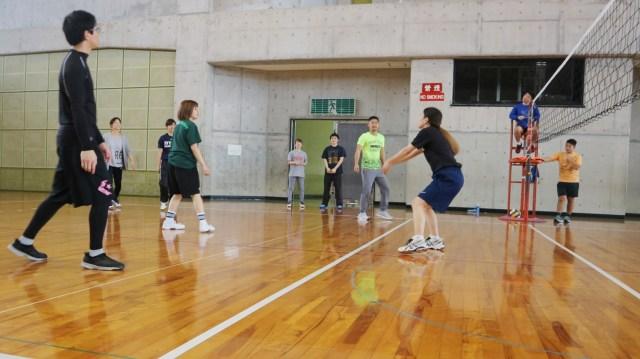 歓迎球技大会2