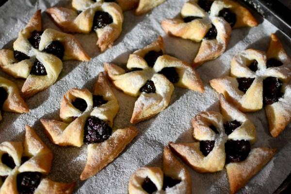 フィンランドのクリスマスのパイ菓子ヨウルトルットゥ Joulutorttu