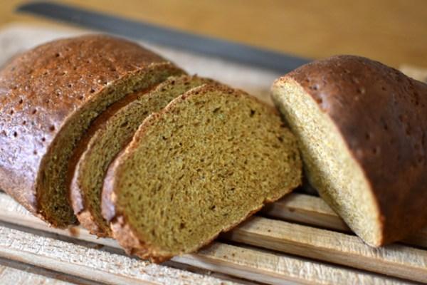 スウェーデンのライ麦パン Svensk Limpa