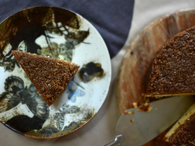 デンマークの夢のケーキ Drømmekage