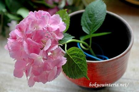 北欧のインテリアに合う花