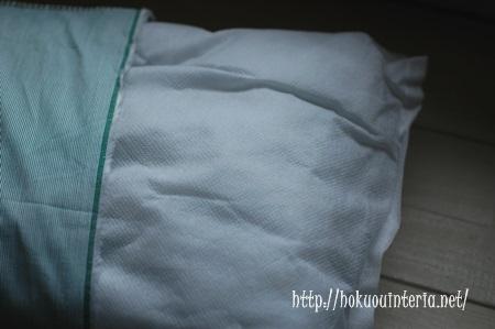 子供の枕 作り方