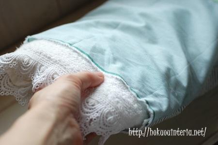 子供枕手作り