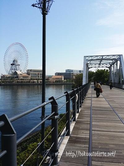 横浜の汽車道