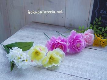 夏の花かんむり