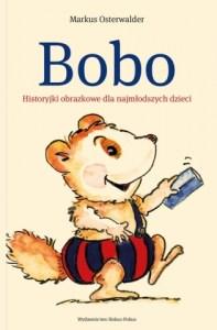 Bobo. Historyjki obrazkowe dla najmłodszych dzieci
