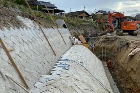 石積 石張 北都建設