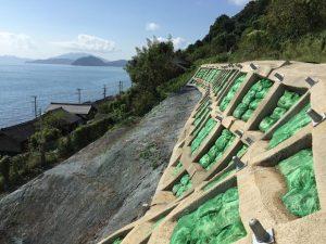 長江災害復旧工事 北都建設