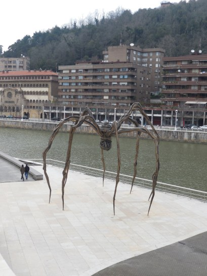 L'araignée du Guggenheim