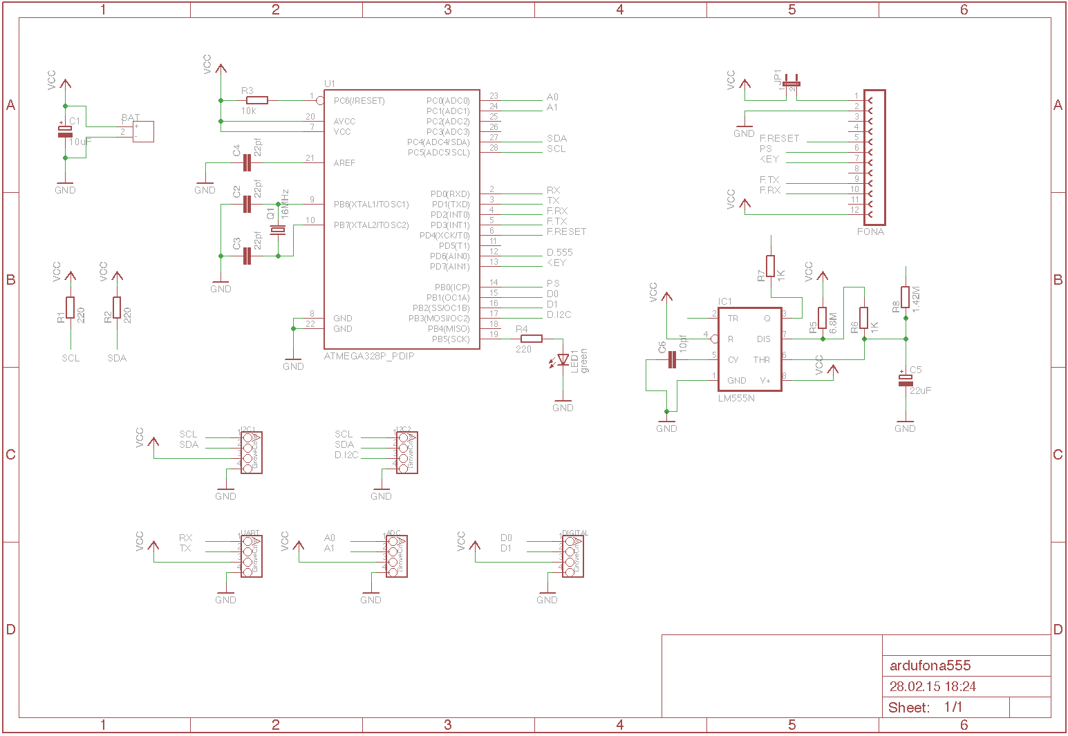 Building A Cellular Tracker Part 7 Please Welcome