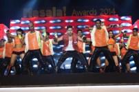 breathtaking performance by Varun Dhawan