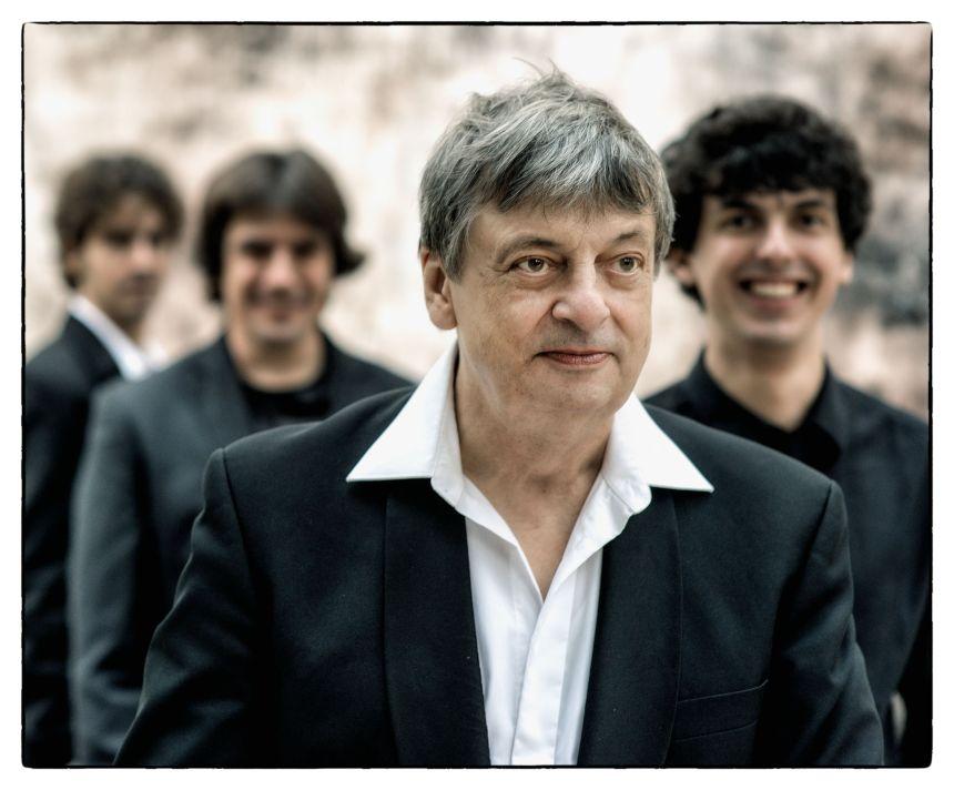 Philip Catherine Quartet 2012 -4513BIS- photo Wim Van Eesbeek