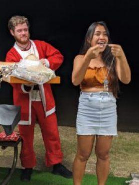 澳洲打工度假-耶誕交換禮物3