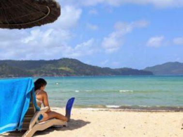 澳洲打工度假-beach