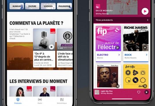 學法文 radio france