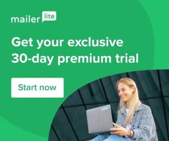 MailerLite-30-day premiun trial