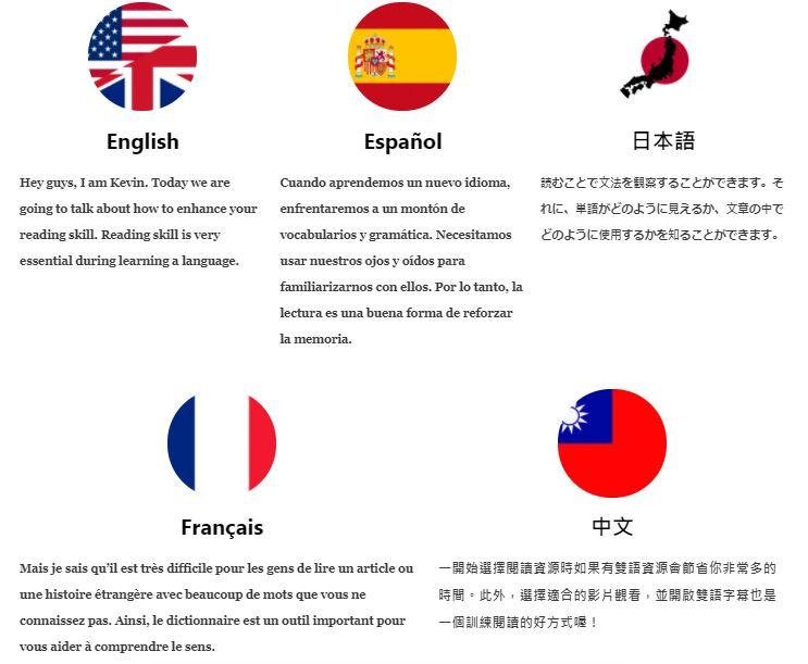 提升外語閱讀能力