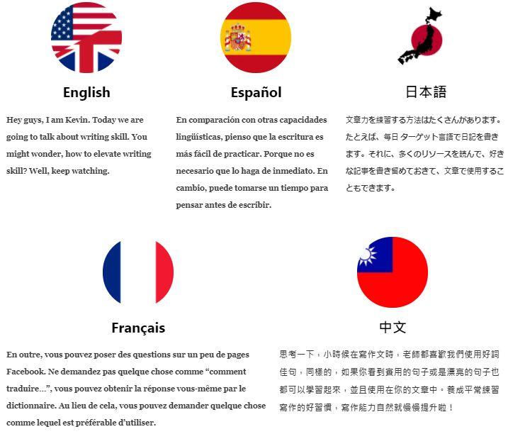提升外語寫作能力