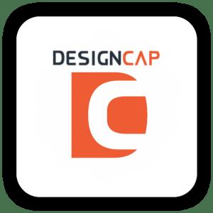 Designcap logo
