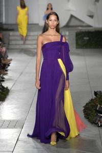 New York Fashion Week y el desparpajo poco usual de Carolina Herrera