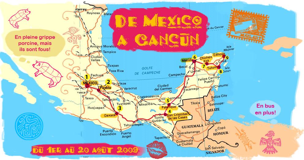 Mexico-Cancun!