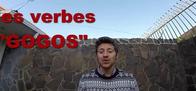 Les verbes «GOGOS» en espagnol