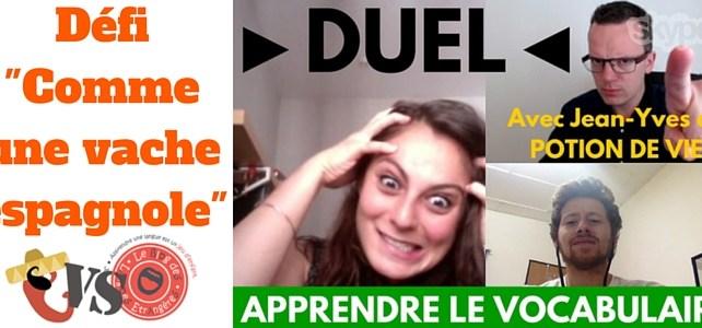 Duel de vocabulaire espagnol et conseils d'un expert de la mémoire