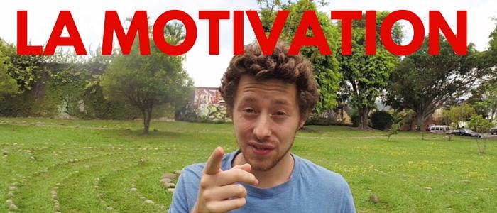 LA MOTIVATION (2)