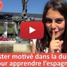 Le RÉTRO-PLANNING pour apprendre l'espagnol et rester motivé !