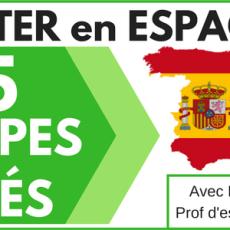 Les 5 étapes Clés pour Débuter en Espagnol (avec Karim)