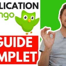 L'Application DUOLINGO pour apprendre l'espagnol: le GUIDE COMPLET