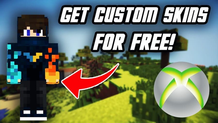How to Get Custom Skins on Minecraft Xbox One