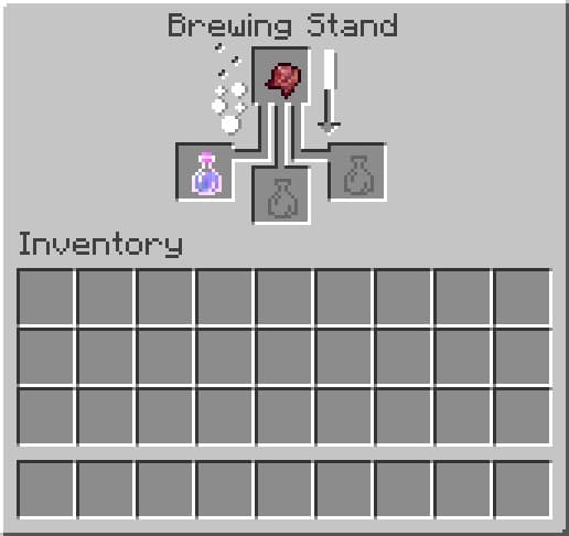How to Make a Potion of Harming in Minecraft