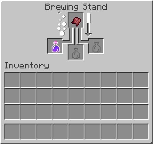 How to Make a Potion of Invisibility in Minecraft