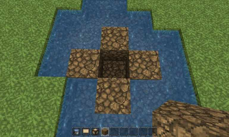How to Make a Secret Base in Minecraft