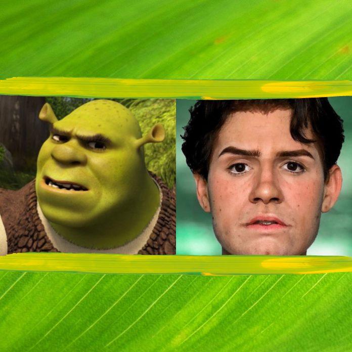 Shrek version real