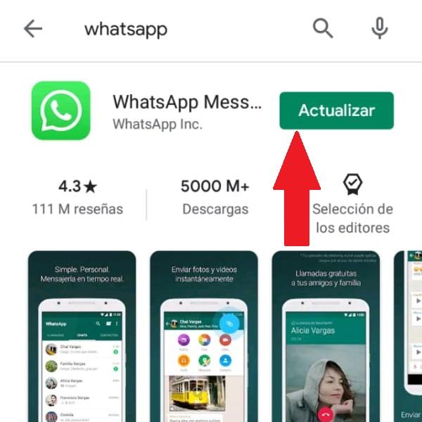 WhatsApp buscador