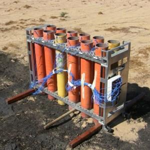 Pyrotechnic Display