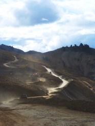 Bergbau auf höchstem Niveau