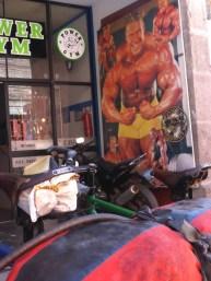 der stärkste Mann von Ayacucho