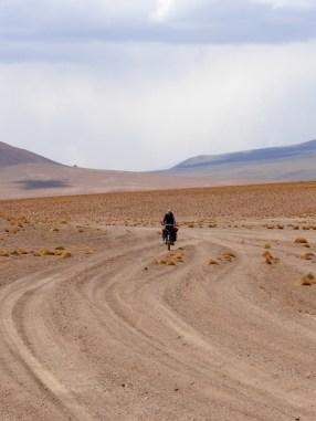 auf den Spuren der 'Dakar'